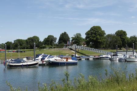 Jachthaven De Veerstal Rhederlaag