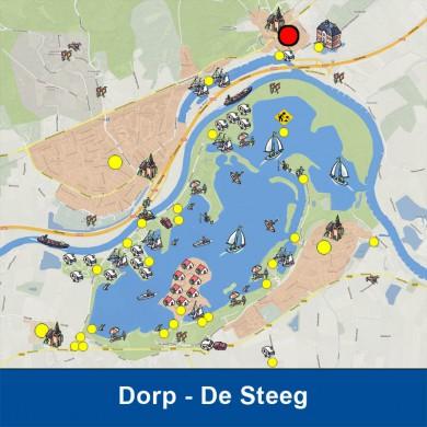KLIK OP DE AFBEELDING voor meer informatie over het Dorp De Steeg.