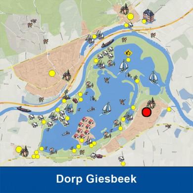 Giesbeek is één van de dorpen van de nieuwe gemeente Zevenaar. KLIK OP DE AFBEELDING voor meer informatie.