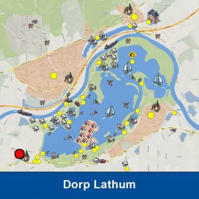 Lathum is één van de dorpen van de nieuwe gemeente Zevenaar. KLIK OP DE AFBEELDING voor meer informatie.