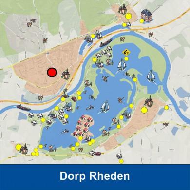 KLIK OP DE AFBEELDING voor meer informatie over het Dorp Rheden.