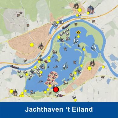 Bij Jachthaven Het Eiland kunt u terecht voor stalling en onderhoud van uw boot. KLIK HIER voor meer informatie.