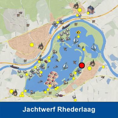 Bij Jachtwerf Rhederlaag kunt u terecht voor onderhoud, reparatie en stalling van boten. KLIK HIER voor meer informatie.