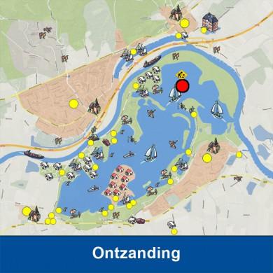 KLIK OP DE AFBEELDING voor meer informatie over de afronding van de ontzandingswerkzaamheden en inrichting van het gebied.