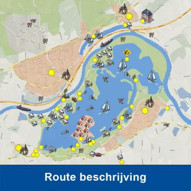 Routebeschrijving. KLIK OP DE AFBEELDING voor meer informatie.