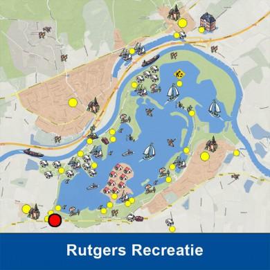 Bij Rutgers Recreatie kunt u terecht voor onder andere Watersport en kampeer benodigdheden. KLIK HIER voor meer informatie.