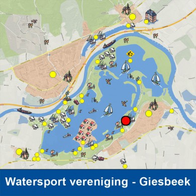 Bij Watersportvereniging Giesbeek kunt u onder andere diesel tanken. KLIK HIER voor meer informatie.