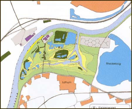 Ruimte voor de rivier project - Koppenwaard