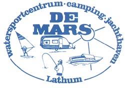 Logo Camping en Jachthaven De Mars
