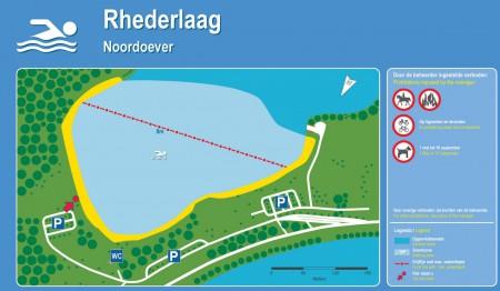 Zwemwaterkwaliteit Noordoever -zwemwater NL