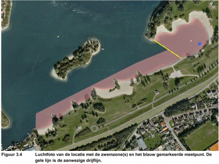 Zwemwaterkwaliteit-meetpunt-Giese-Kop