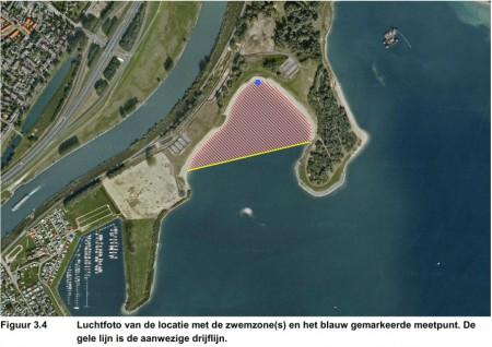Zwemwaterkwaliteit-meetpunt-Noordoever