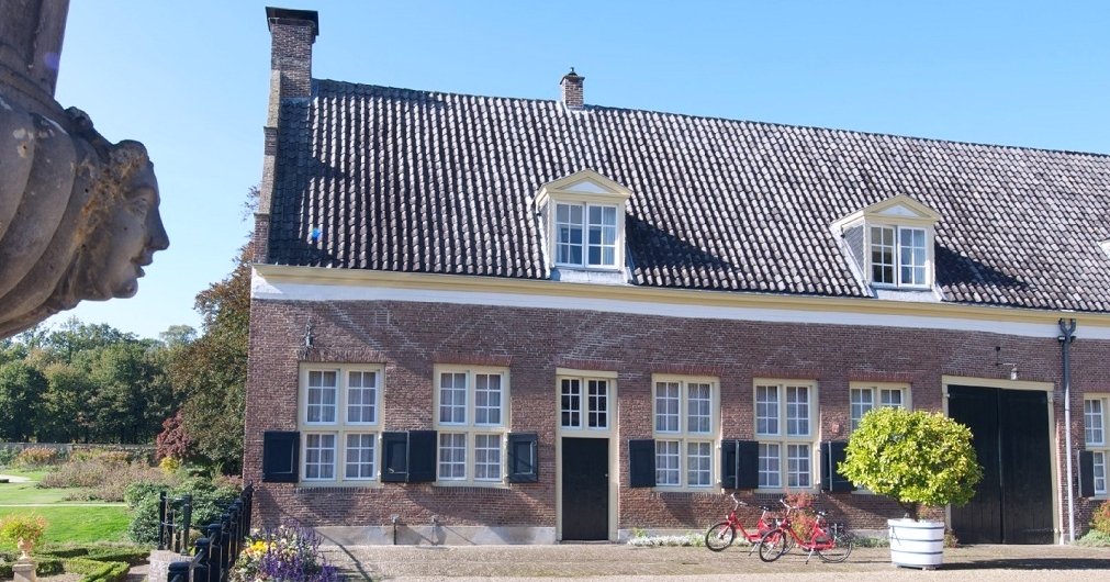 Bed and Breakfast op Kasteel Middachten