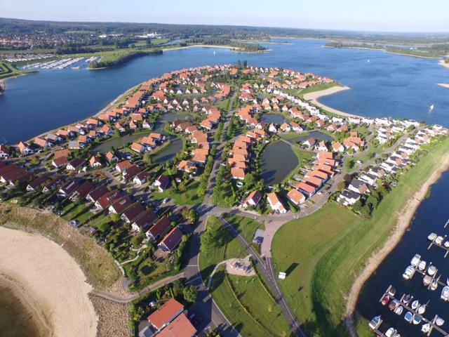 Jachthaven 't Eiland - Nabij het Riverparc