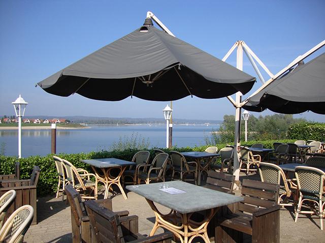 Jachthaven 't Eiland - Bistro aan het water