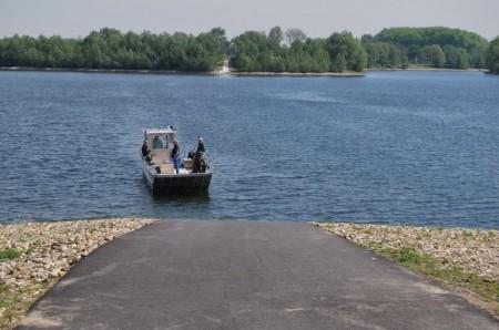 Veerpontje De Veerstal - Giesbeek